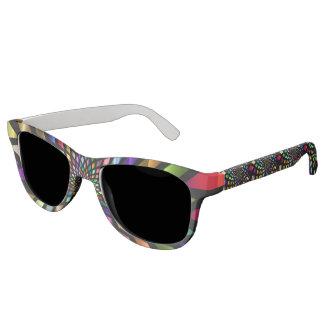 Diamant farbige Sun-Gläser Sonnenbrille