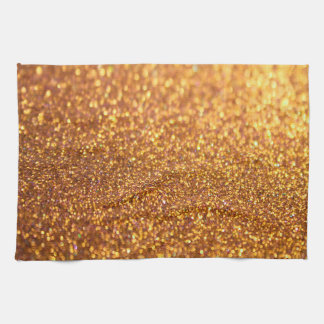 Diamant-Glitter glänzend Geschirrtuch