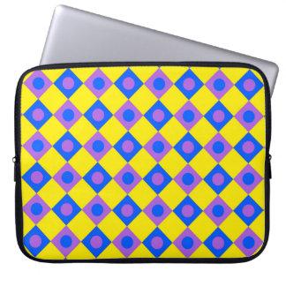 Diamant-Muster #106 Laptopschutzhülle