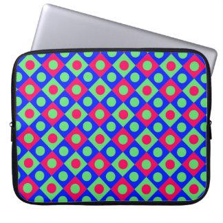 Diamant-Muster #120 Laptop Sleeve