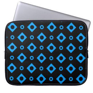 Diamant-Muster #125 Laptopschutzhülle