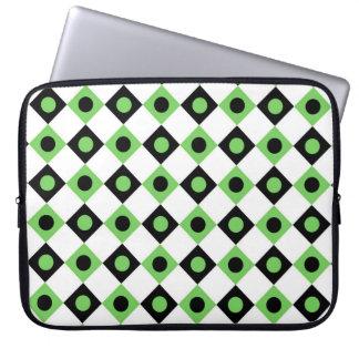 Diamant-Muster #93 Laptop Sleeve