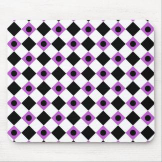 Diamant-Muster #94 Mauspads