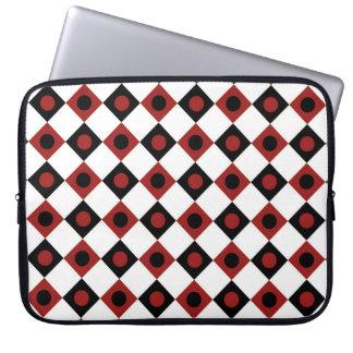 Diamant-Muster #96 Laptop Sleeve