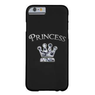 Diamant-Prinzessin Barely There iPhone 6 Hülle
