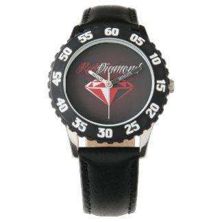 Diamant-Uhr [Kinder] Armbanduhr