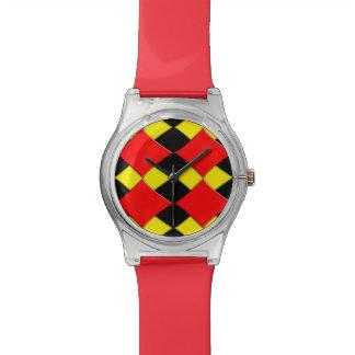 Diamanten Armbanduhr