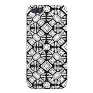 Diamanten iPhone 5/5S Fall iPhone 5 Schutzhüllen