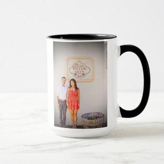 Dianne u. Tonys Verlobungs-Tasse Tasse
