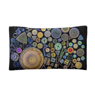 Diatomee-kosmetischer Fall Makeup-Tasche