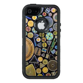 Diatomee-Telefon-Kasten OtterBox iPhone 5/5s/SE Hülle