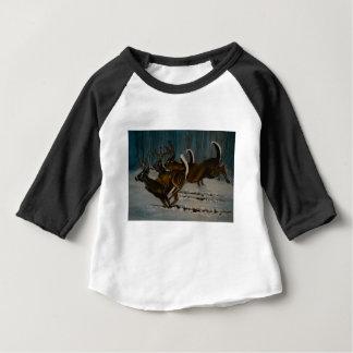 Die 3 Rotwild Baby T-shirt