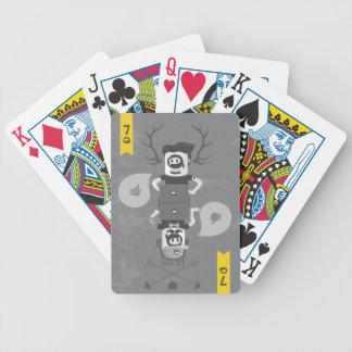 Die 7. Kammer - Karten Spielkarten