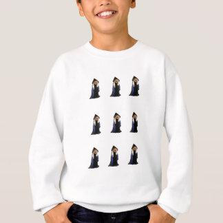 Die 9 Hexen von Halloween Sweatshirt