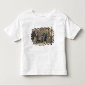 Die Abfahrt, Platte 'von den poetischen Skizzen Kleinkinder T-shirt