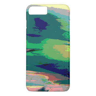 Die Abstraktionen der Natur II iPhone 7 Plus Hülle