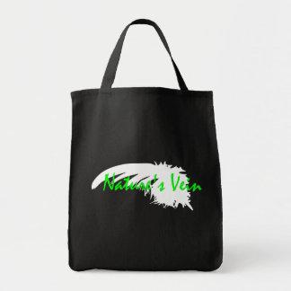 Die Ader-weiche Tasche der Natur