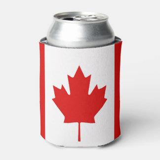Die Ahornblattflagge von Kanada Dosenkühler
