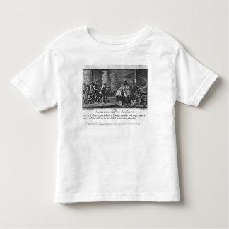 Die amerikanische Unabhängigkeit Kleinkinder T-shirt
