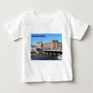 die Amsterdam-d-Niederlande---[kan.k] Baby T-shirt