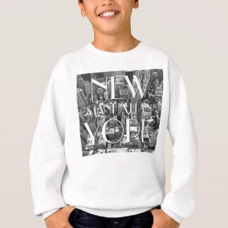 Die Andenken-Shirt des Kindes New- Yorkkindes des Sweatshirt