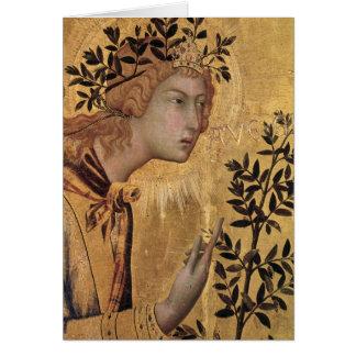 Die Ankündigung mit St Margaret