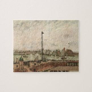 Die Anlegestelle des Pilot, Le Havre durch Camille