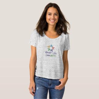 """""""Die Art T """" der vibrierenden T-Shirt"""
