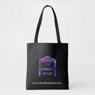 Die atheistische Depot-Taschen-Tasche Tasche