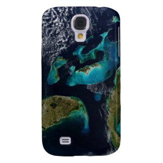 Die Bahamas, das Florida und das Kuba Galaxy S4 Hülle