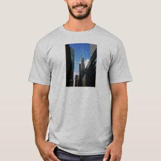 Die banko Santander- und Dumont-Gebäude, NYC T-Shirt