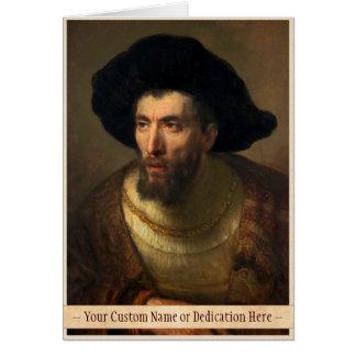 Die barocke Porträtkunst Philosophen-Rembrandts Karte