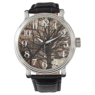 Die Baumzüchter-Uhr Uhr