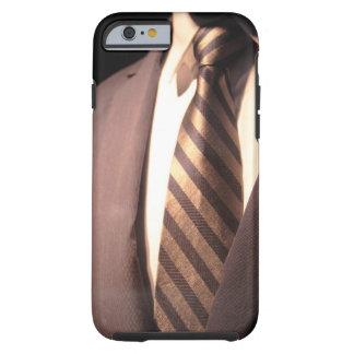 Die berufliche Reihe u. die Krawatte der Männer Tough iPhone 6 Hülle