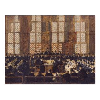Die Berufung der abweichenden Bischöfe Postkarte