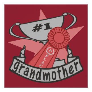Die beste Großmutter der Welt Poster