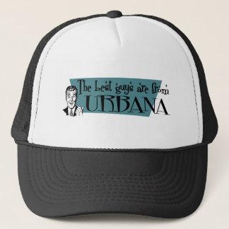 Die besten Typen sind von Urbana Truckerkappe