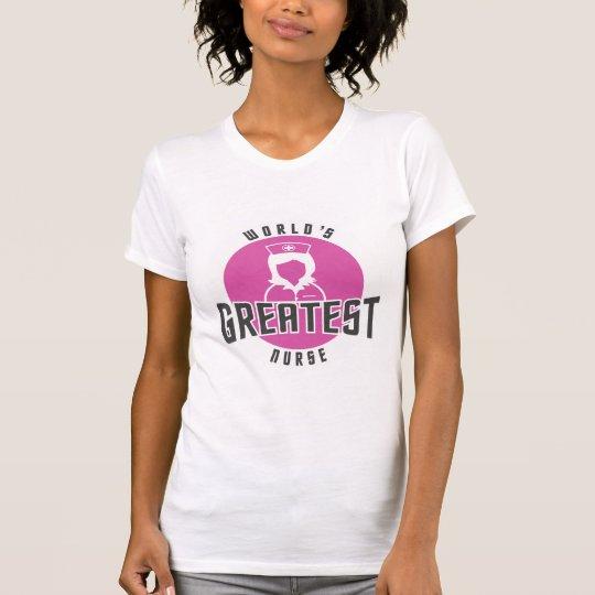 DIE BESTSTE KRANKENSCHWESTER DER WELT T-Shirt