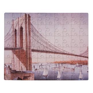 Die Brooklyn-Brücke Puzzle