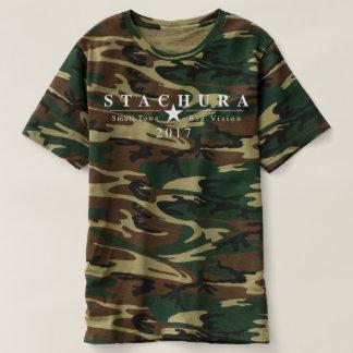 die Camouflage der Männer T-shirt