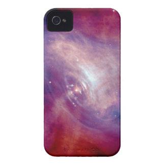 Die Chandra Krabben-Röntgenstrahl-Nebelfleck NASA Case-Mate iPhone 4 Hüllen