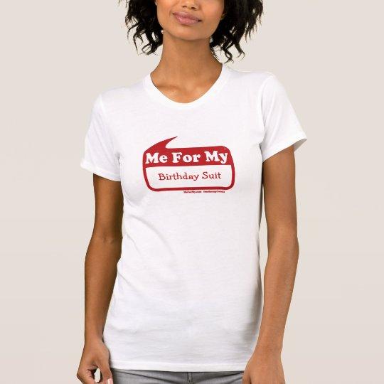 Die Crew-T-Shirts der MeForMy T-Shirt