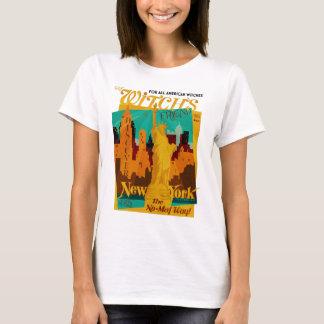 Die Der Freund-September-Zeitschrift der Hexe T-Shirt