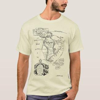 Die Des Amerikas Schatz-Karte T-Shirt
