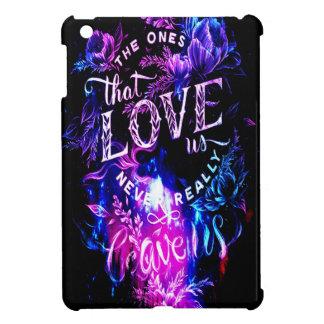 Die diese Liebe wir im Amethyst Winter-Himmel iPad Mini Hüllen