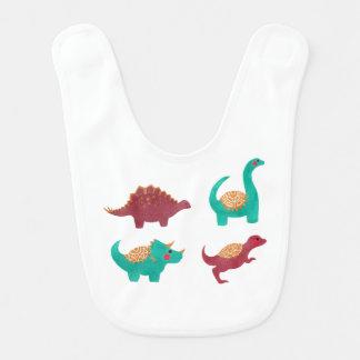 Die Dinosaurier Lätzchen