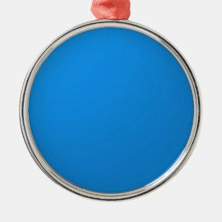 Die einfache Schablone DIY addieren Textzitat Rundes Silberfarbenes Ornament