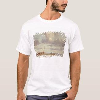 Die Elbe bei Blankenesee T-Shirt