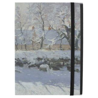 Die Elster durch schöne Kunst Claude Monets