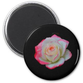 Die empfindliche Blüte Runder Magnet 5,7 Cm